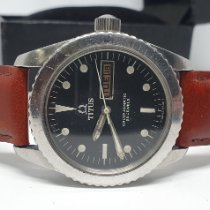 Titus Steel Automatic pre-owned
