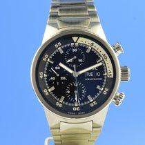 IWC 3719 Steel 2010 Aquatimer Chronograph 42mm pre-owned