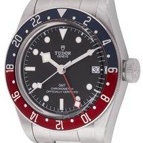 Tudor 79830RB-0001 Acier Black Bay GMT 42mm nouveau
