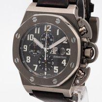 Audemars Piguet Royal Oak Offshore Chronograph Titan Grau Deutschland, Düsseldorf