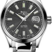 Ball Engineer III Stahl 42mm Grau Keine Ziffern