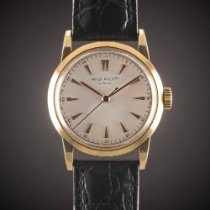 Patek Philippe Calatrava Yellow gold Silver