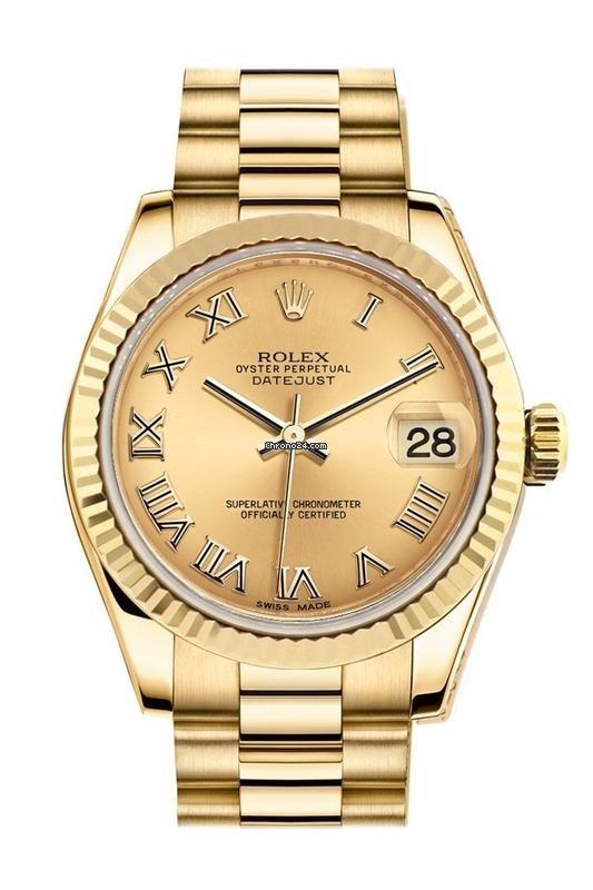 Rolex Datejust 178278 2020 новые