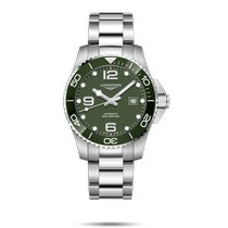 Longines L3.782.4.06.6 Steel HydroConquest 43mm new United States of America, New York, Bellmore
