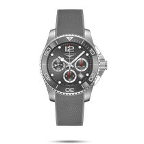 Longines HydroConquest L3.883.4.76.9 New Steel 43mm Automatic United States of America, New York, Bellmore