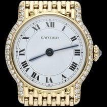 Cartier Très bon Or jaune 24mm Remontage manuel Belgique, Brussel