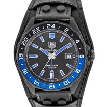 TAG Heuer Formula 1 Calibre 7 Titanium 43mm Black United States of America, New York, Brooklyn