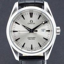 Omega 2517.30.00 Acier 1999 Seamaster Aqua Terra 39mm occasion