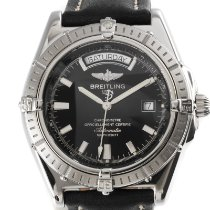 Breitling Headwind Acero 43.5mm Negro