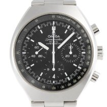 Omega Speedmaster Mark II Acero 46mm Negro