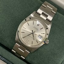 Rolex 6694 Steel 1986 Oyster Precision 34mm new