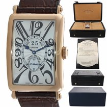 Franck Muller Long Island Very good Rose gold 22.5mm Automatic United States of America, New York, Huntington