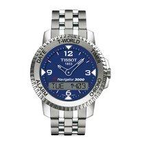 Tissot T-Navigator новые Кварцевые Хронограф Часы с оригинальной коробкой T96.1.488.42
