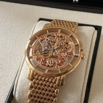 Patek Philippe Complications (submodel) occasion 39mm Transparent Or rose