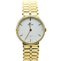 Sector Yellow gold 31.10mm Quartz SECTOR pre-owned