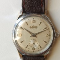 Roamer 34mm Manual winding 5166 pre-owned