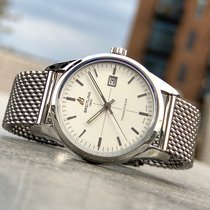 Breitling Transocean Steel 43mm Silver No numerals United States of America, Wisconsin, La Crosse