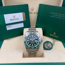 Rolex Submariner Date 116610LV Very good Steel 40mm Automatic United States of America, New York, New York