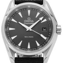 Omega 231.10.39.60.06.001 Acier 2018 Seamaster Aqua Terra 39mm occasion