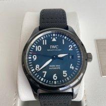 IWC Pilot Mark Céramique 41mm Bleu Arabes France, cannes