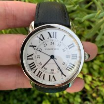 Cartier Ronde Solo de Cartier Steel Silver United States of America, California, Los Angeles
