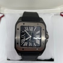 Cartier Santos 100 Titane 38mm France, Rennes France