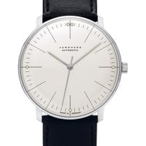 Junghans max bill Automatic Steel 38mm White