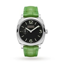 Panerai Radiomir 1940 3 Days new Manual winding Watch with original box and original papers PAM 00574