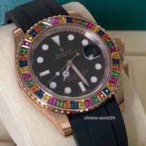 Rolex Yacht-Master 40 116695 SATS Unworn Rose gold 40mm Automatic
