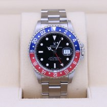 Rolex 16700 Steel 1993 GMT-Master 40mm pre-owned United States of America, Tennesse, Nashville