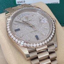 Rolex Day-Date 40 Oro blanco 40mm