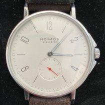 NOMOS Ahoi Steel 40mm White Arabic numerals United States of America, Maryland, Kensington