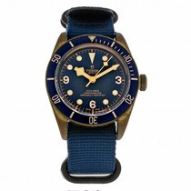 Tudor Black Bay Bronze Bronze 43mm Blue United States of America, Massachusetts, Andover