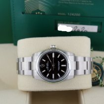 Rolex Oyster Perpetual 34 Acero 34mm Negro Sin cifras España, Madrid