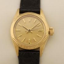 Rolex Oyster Perpetual 26 Ouro amarelo 26mm Ouro