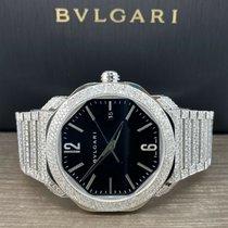 Bulgari Octo Steel 41mm Black Arabic numerals United States of America, California, Pleasanton