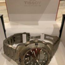 Tissot T-Touch Expert Titanium 43mm Black Arabic numerals