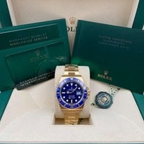 Rolex Submariner Date new 2020 Automatic Watch with original box and original papers 126618LB