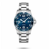 Longines HydroConquest Steel 43mm Blue Arabic numerals United States of America, New York, Bellmore
