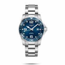 Longines L3.781.4.96.6 Steel HydroConquest 41mm new United States of America, New York, Bellmore