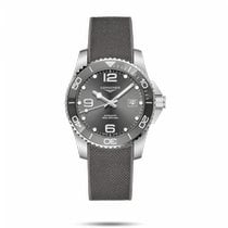 Longines L3.781.4.76.9 Steel HydroConquest 41mm new United States of America, New York, Bellmore