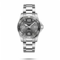 Longines L3.781.4.76.6 Steel HydroConquest 41mm new United States of America, New York, Bellmore