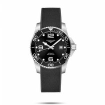 Longines L3.781.4.56.9 Steel HydroConquest 41mm new United States of America, New York, Bellmore