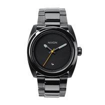 Nixon Plástico Cuarzo Negro Sin cifras 49 mmmm nuevo