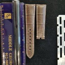 Breguet Parts/Accessories Breguet Type XXI brown alligator strap new Brown