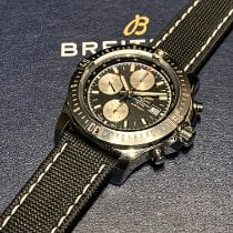 Breitling Colt Chronograph Automatic Steel 44mm Black No numerals United States of America, Florida, Jupiter