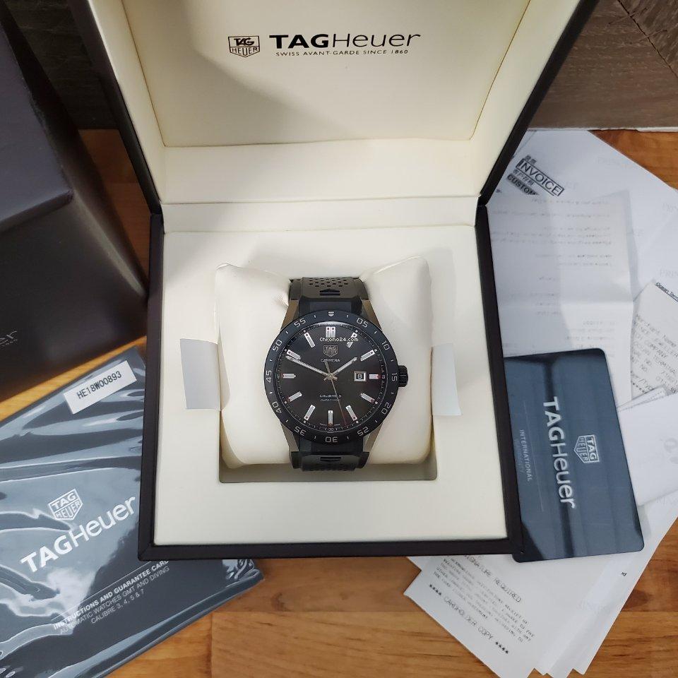 TAG Heuer Connected SAR2A80.FT6049 2019 новые