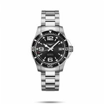 Longines L3.741.4.56.6 Steel HydroConquest 39mm new United States of America, New York, Bellmore