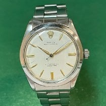 Rolex 6567 Steel 1950 Oyster Perpetual 34mm pre-owned