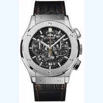Hublot 525.NX.0170.LR.SSW16 2020 Classic Fusion Aerofusion pre-owned